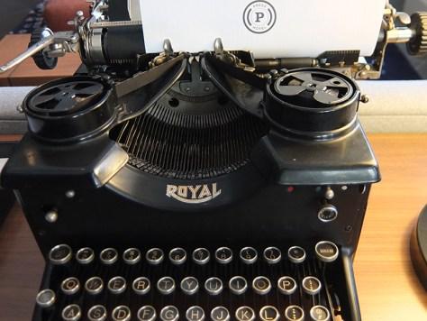 Typewriter 780