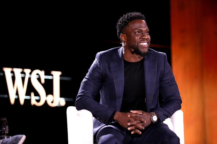 Kevin Hart appears to be Second Richest Comedian Behind Jerry Seinfeld