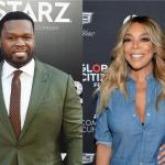 """50 Cent On Wendy Williams' Rumored Divorce """"World's Most Famous Side Chick"""""""
