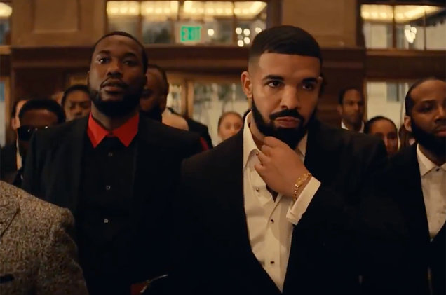 Meek Mill – Going Bad feat. Drake (Official Video)