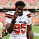 """Browns' Myles Garrett Warns Redskins' Derrius Guice Of Mia Khalifa """"Trap"""""""