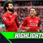 Liverpool Vs Chelsea 2-0 Highlights & Goals