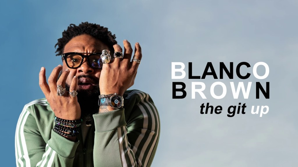 Blanco Brown – The Git Up (Audio)