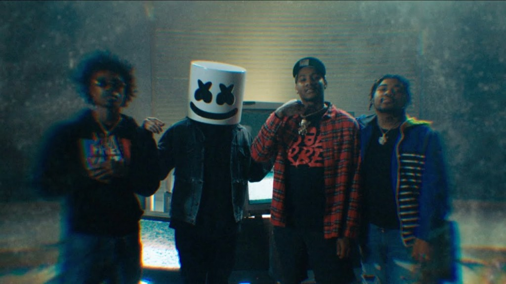 Marshmello Don't Save Me Mp4 Download