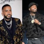 French Montana Wrecks 50 Cent With Edited Photo Of Him Kissing Eminem