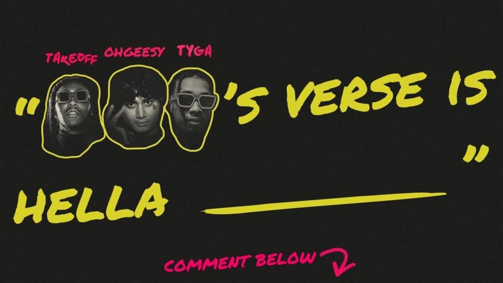 Carnage – Hella Neck ft. Tyga, OhGeesy (Shoreline Mafia) & Takeoff (Video)