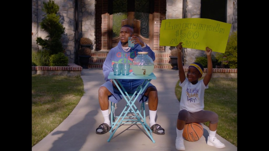 DaBaby – Can't Stop (Video)