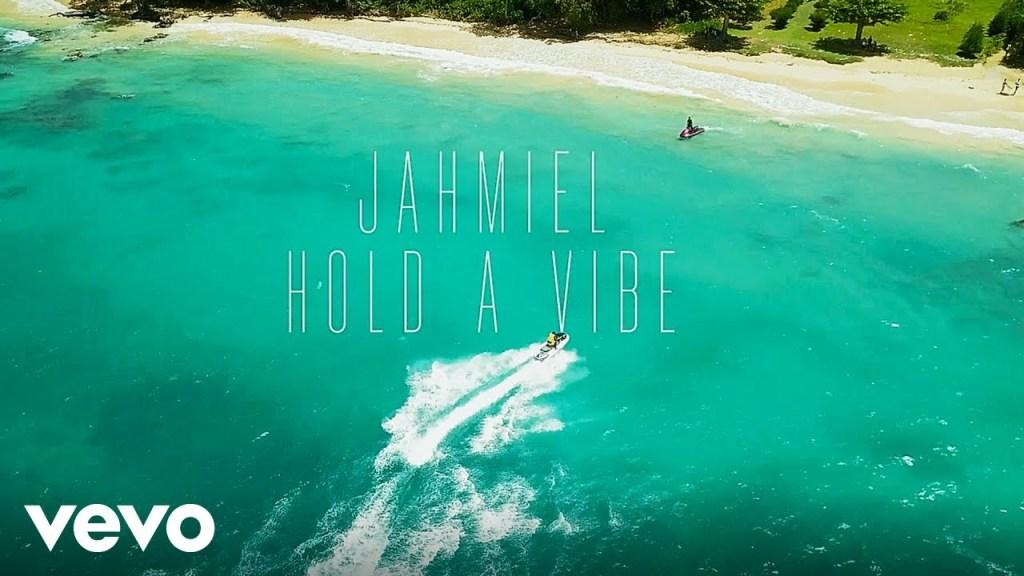 Jahmiel – Hold A Vibe