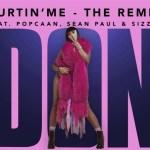 Stefflon Don Hurtin' Me Remix