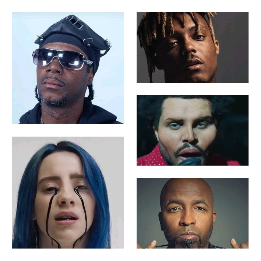 5 American artists who condones strange music videos