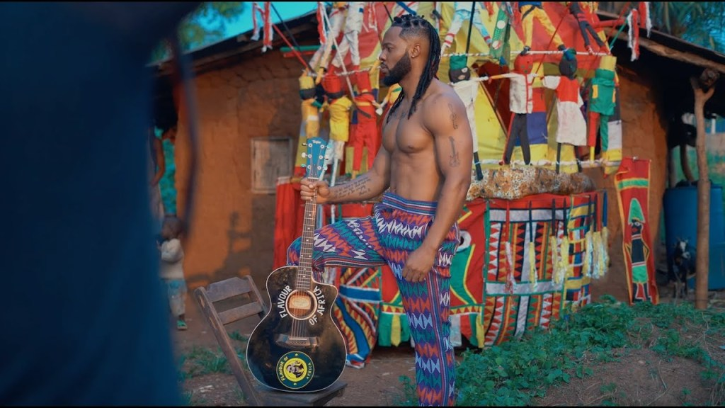 Flavour – Umu Igbo ft. Biggie Igba [Video]