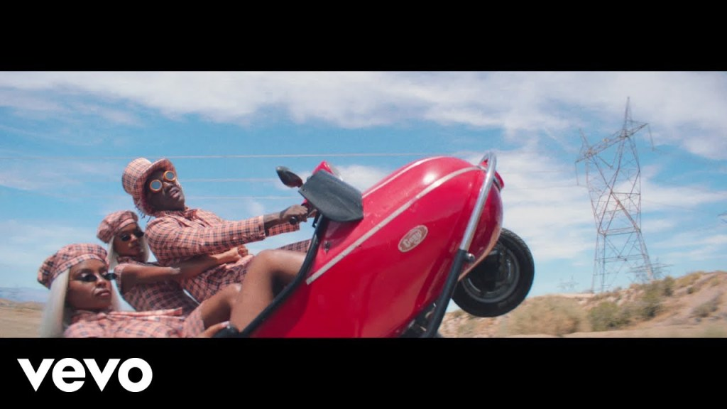 Lil Yachty – Asshole Ft Oliver Tree [Video]
