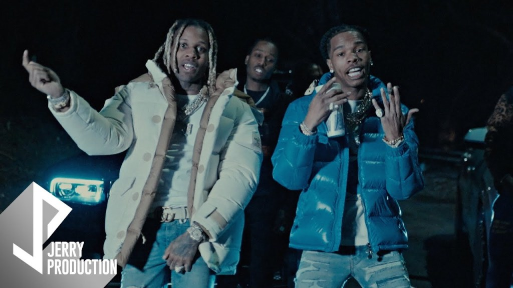 Lil Durk – Finesse Out The Gang Way Ft Lil Baby [Video]