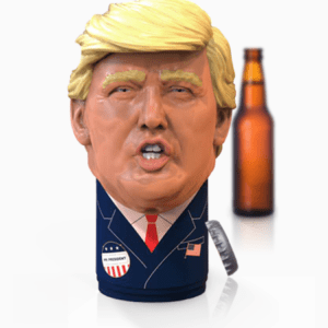 Talking Mr President Magnetic Bottle Opener