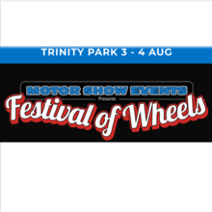 Ticket to the Festival Of Wheels Show