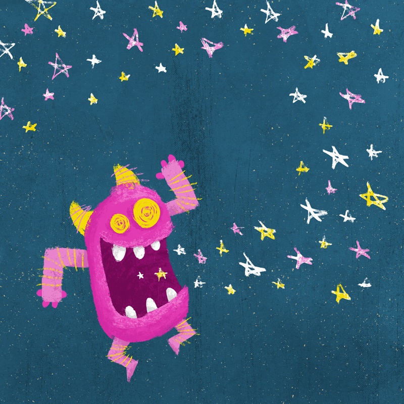 Star Monster by Jason Heglund