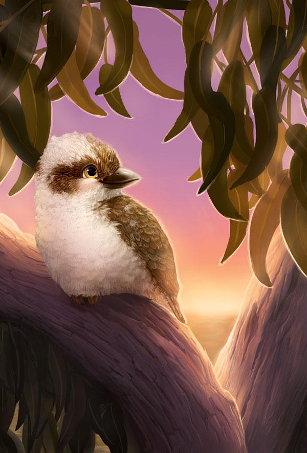 KookaburraShipperArt