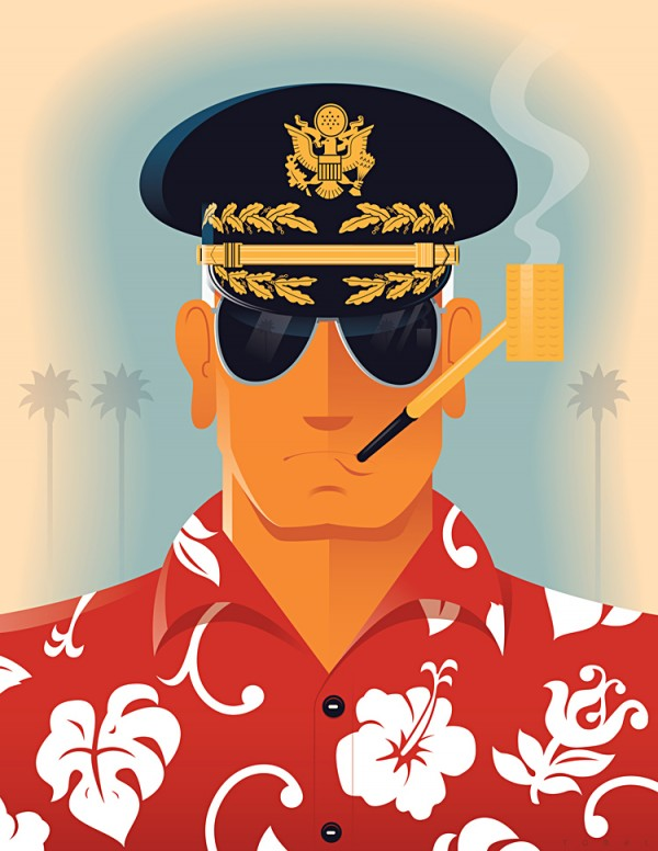 General Tommy Bahama