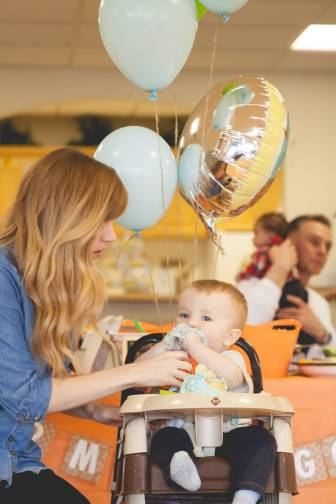 Bennetts First Birthday Party-52