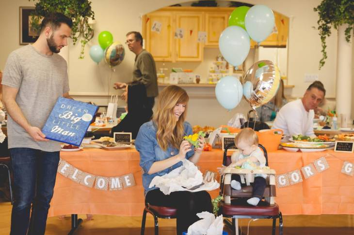 Bennetts First Birthday Party-65