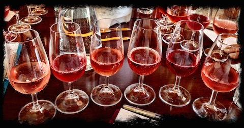 rosés at All Canadian Wine Championships