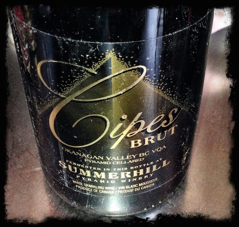 Cipes Brut: Best Sparkling Wine & Double Gold - Summerhill Cipes Brut
