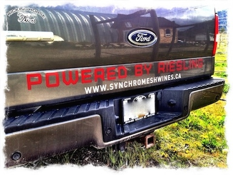 Synchromesh truck