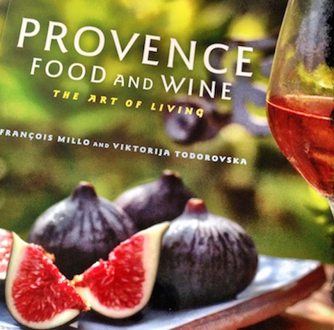 Provence Food and Wine cookbook cover
