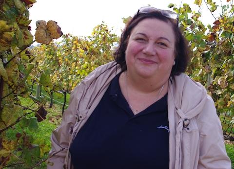 Santiago Ruiz winemaker Luisa Freire