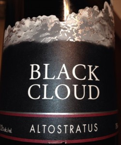 Black Cloud Pinot Noir