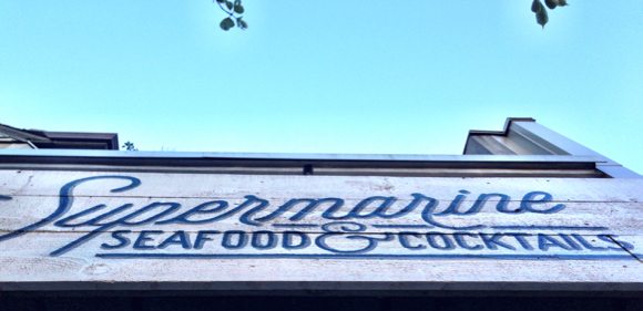 Supermarine: A new and original seafood spot for Kits