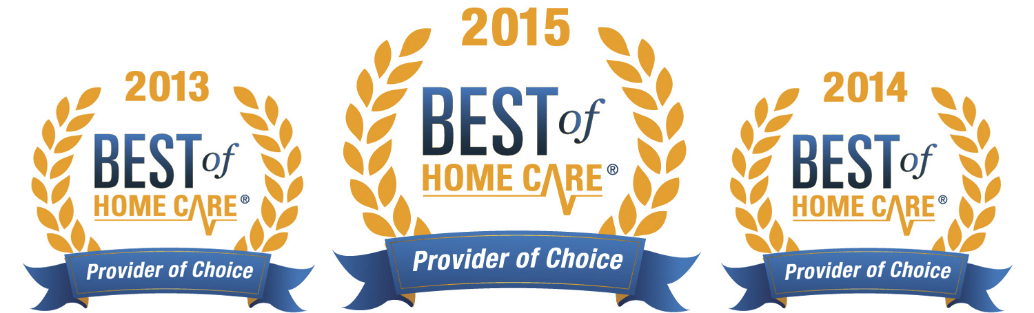 "National ""Best of Home Care"" Award for Hired Hands Homecare!"