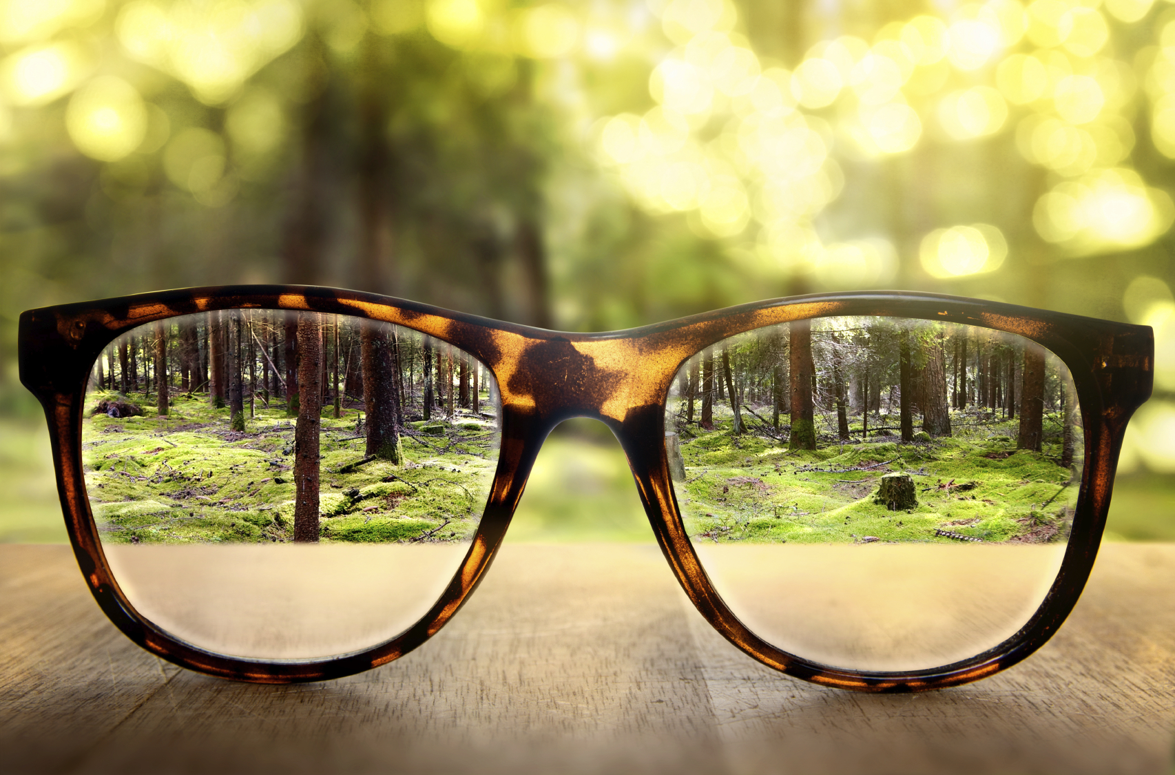 Caregivers: Recognize the Signs of Increasing Vision Loss
