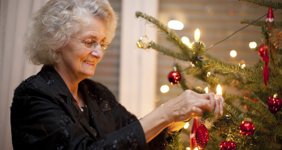 Hired Hands' Recommended Holiday Safety Tips for Seniors