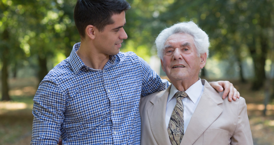 "Helping Your Aging Parents Keep a ""Can Do"" Spirit Means Not Doing It All"