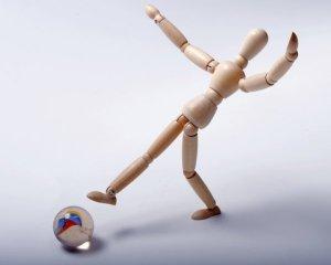 Falling-Model-Marble