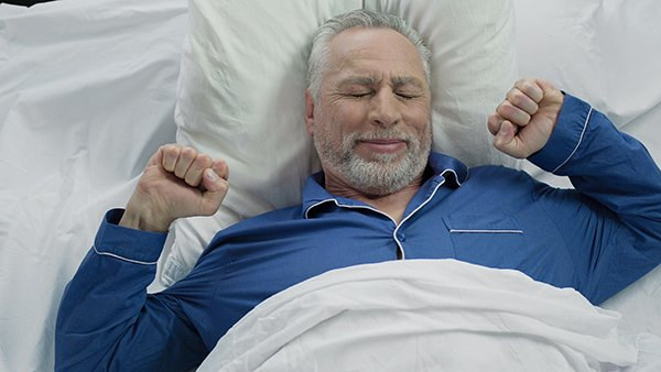 6 Steps to a Good Night's Sleep for Seniors
