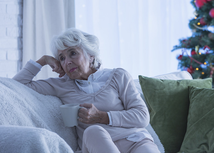 Senior Holiday Depression: Tips to Tackle Sadness
