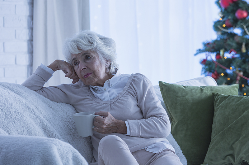 Seniors and the Holidays: Tips to Tackle Sadness and Depression
