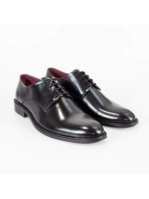 Cavani Foxton Black Shoe - UK7 | EU41 - Shoes