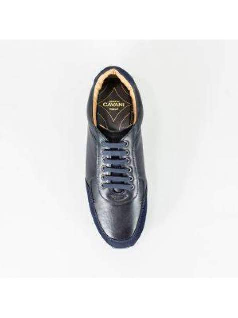 Cavani Vero Navy Trainers - Shoes