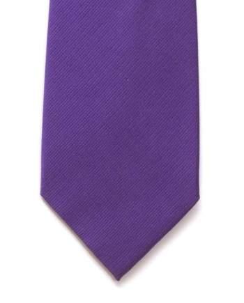 LA Smith Purple With Green Tipping Silk Tie - Accessories