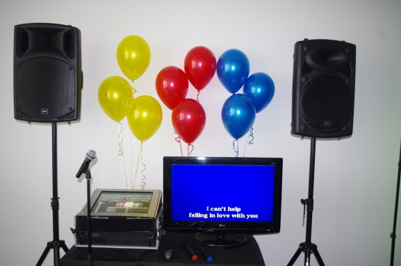 Karaoke Machines and Entertainment system for hire