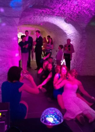 Mobile Disco Hire with DJ