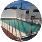 Temporary Pool Fencing Hire