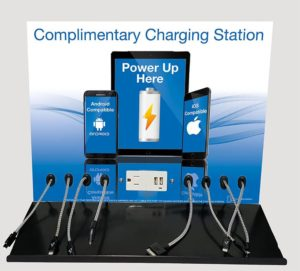 X8 Power Station Cell Phone Charging