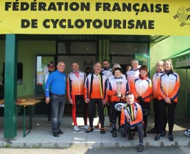Bravo aux Cyclopotes d'Anglet