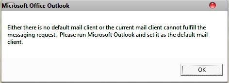 Fehlermeldung in Office 2010