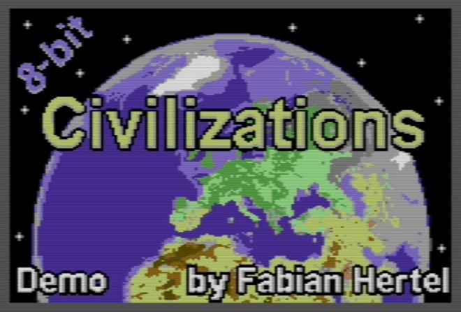 C64 Civilization