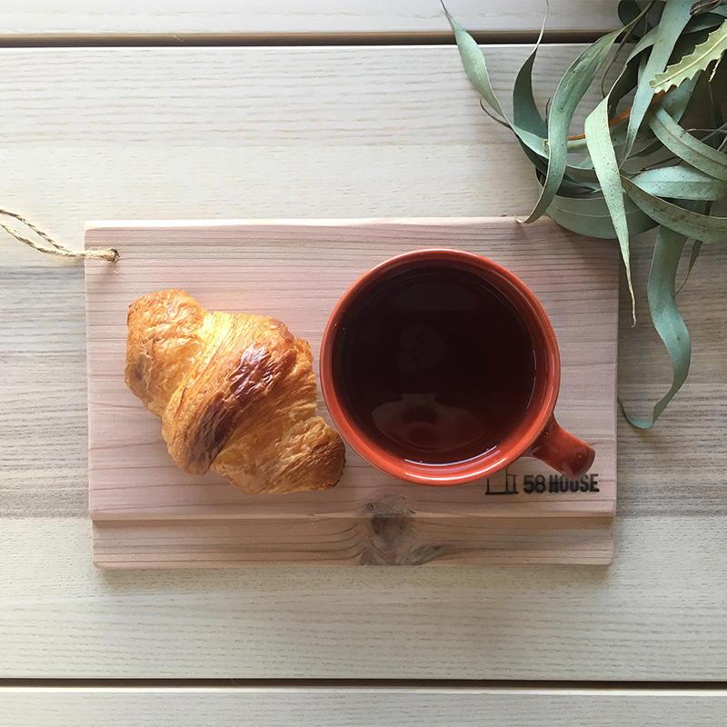 【無料】おしゃれな朝食でインスタ映え!カッティングボード作りのワークショップ